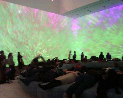 Pipilotti Rist, MoMA, New York