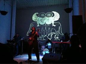 Hitman's Heel, Issue Project Room, Brooklyn