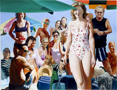 AS RELEVANT AS ERIC FISCHL:: PORTRAITS