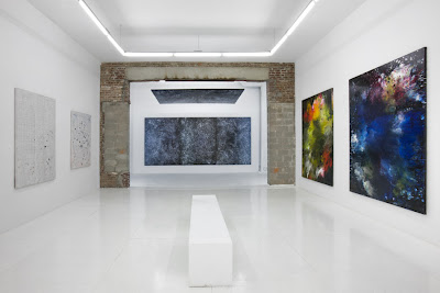 """Painting """"…"""" at the Hole NYC, ETTD"""