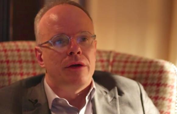 Hans Ulrich Obrist talks 89plus on Crane.tv