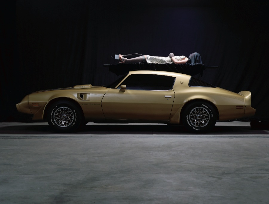 river of fundament matthew barney eyes towards the dove. Black Bedroom Furniture Sets. Home Design Ideas