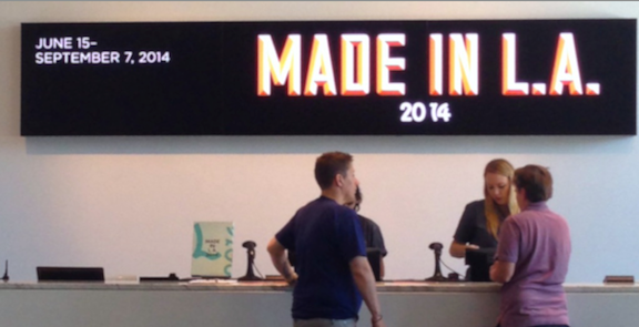 MADE IN L.A. 2014 – Hammer Museum