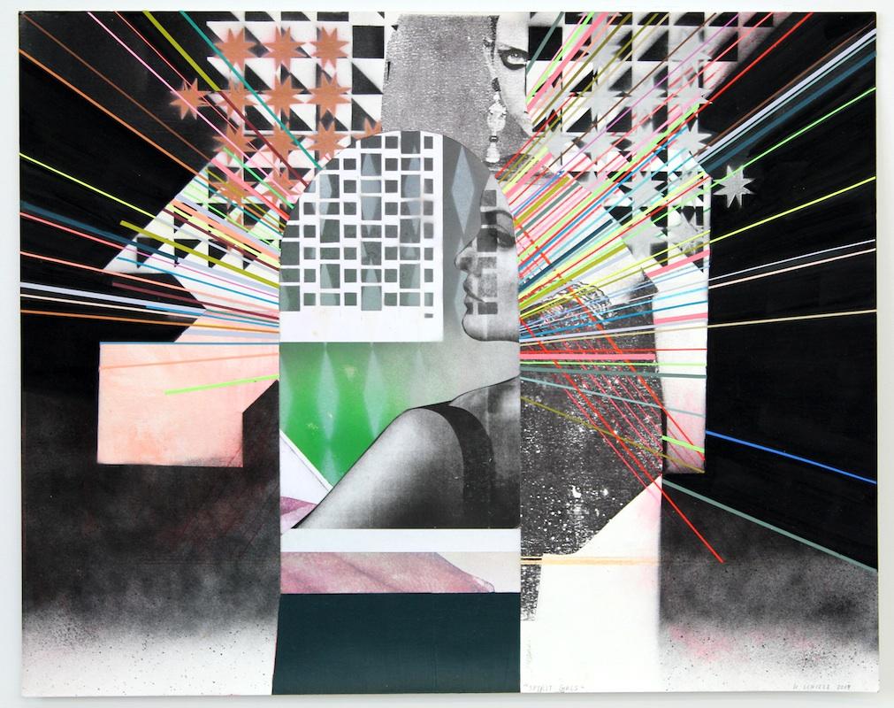 Spirit Girls: The Colorful Kristen Schiele